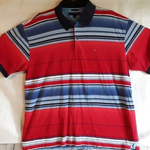 TOMMY HILFIGER MENS SHIRT POLO SIZE XL